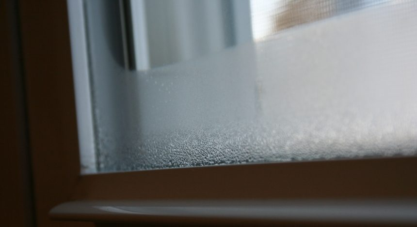 What Causes Window Condensation In Fall And Winter