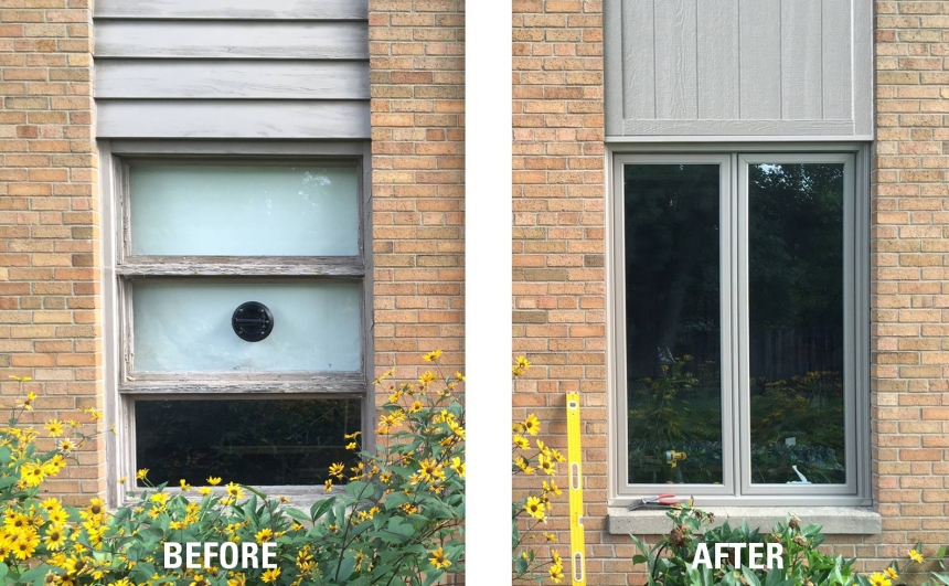 Case Study Window Replacement At Lake Edge Lutheran Church