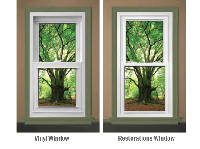 Replacement Windows Restorations Casement