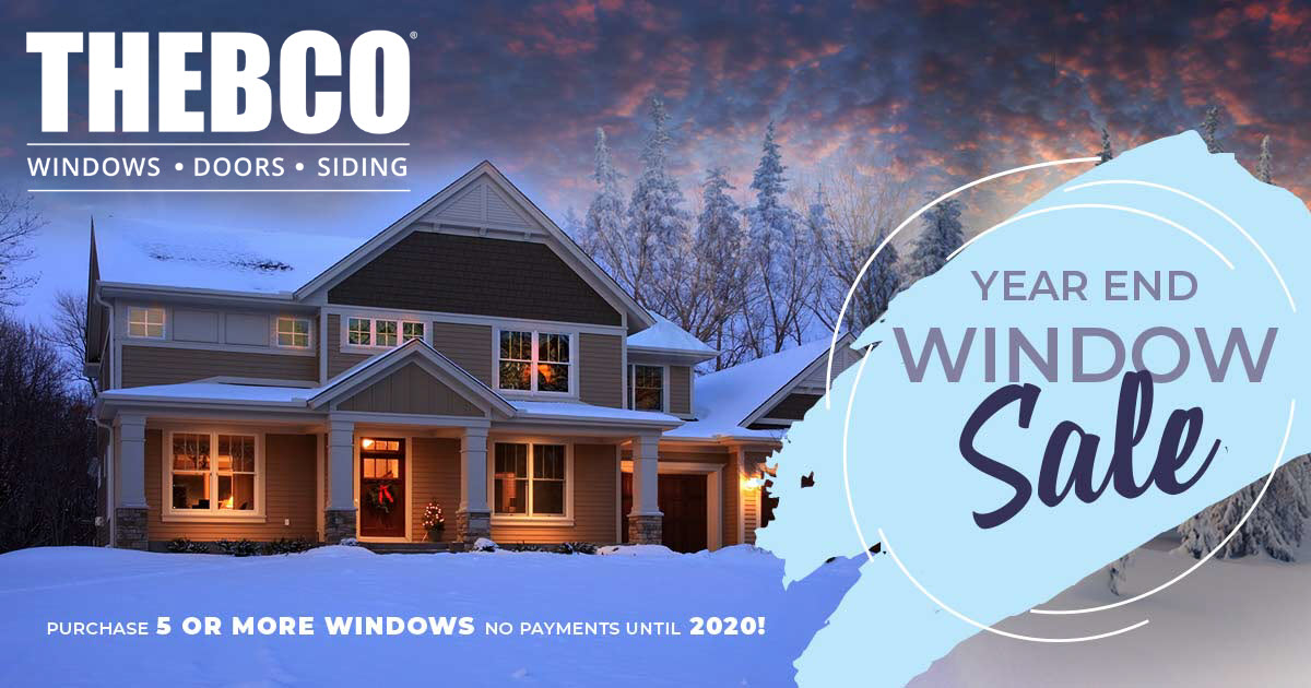 It S A Perfect Time Of Year To Save On Windows And Doors From Thebco