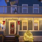 Hanging Holiday Lights with Aluminum or Vinyl Siding